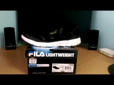 Fila Running Shoes Review