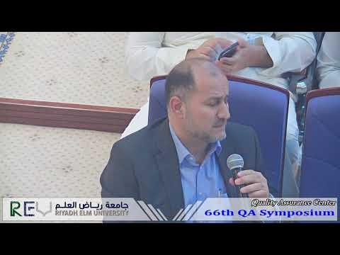 66th QA Symposium