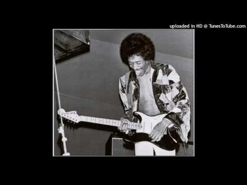 JIMI HENDRIX - Ezy Rider - LIVE Stockholm 1970/08/31