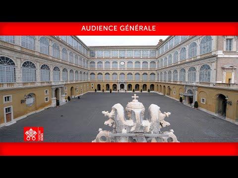 Audience générale du 2 juin 2021