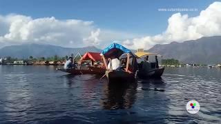 Dal Lake | Houseboat | Shikara | Kashmir | Mesmerizing moments in dal lake