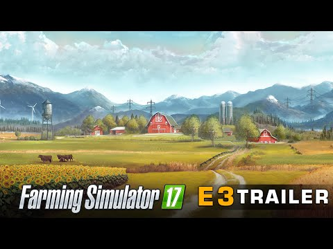 [E3 2016] Farming Simulator 17 - E3 CGI Trailer thumbnail