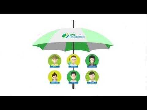 BPJS Ketenagakerjaan - Infographic Video