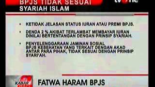 Fatwa Haram BPJS