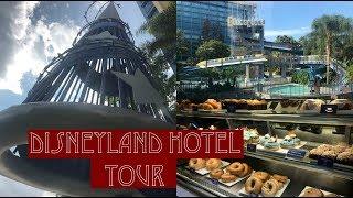 Disneyland Hotel Tour
