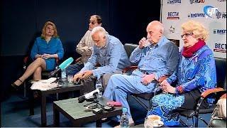 Участники кинофестиваля «Вече» провели брифинг для журналистов