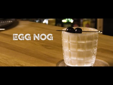 Video How to Drink: Eggnog