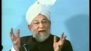Question & Answer Session (12 Jan 1996) With Hadhrat Mirza Tahir Ahmad, Islam Ahmadiyya