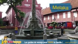 preview picture of video 'Kids'voyage - Trésors du globe - #7 Les villes de Melaka et Georgetown, Malaisie'