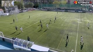 "R.F.F.M. - Jornada 8 - Categoria Preferente (Grupo 1): C.D. Canillas ""A"" 1-0 C.D. Dosa."