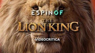 Crítica 'EL REY LEÓN' | Opinión