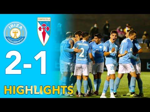 Highlights UD Ibiza - SD Compostela | Copa del Rey | UD Ibiza