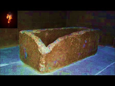 How Did Khufu's Sarcophagus Get In The Pyramid?