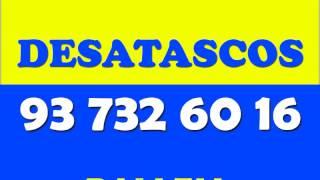 preview picture of video 'DESATASCOS PALLEJA - 93 732 60 16 - EMBUS DESEMBUS'