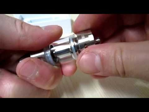 YouTube Video zu Eleaf Melo 2 Verdampfer 4.5 ml