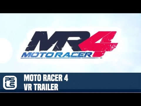 Moto Racer 4 Trailer PlayStation VR thumbnail