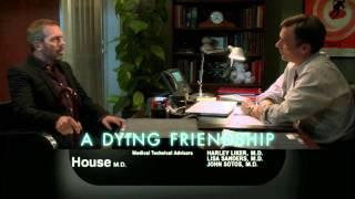 "Доктор Хаус - House M.D., House 8x02 - ""Transplant"" Promo (HD)"