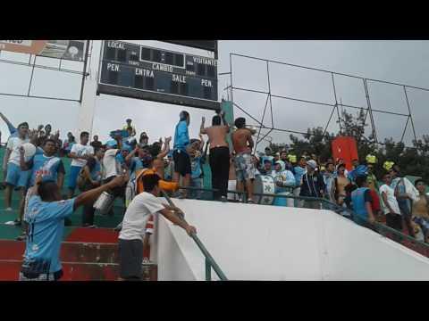 """""""Me estoy preparando... Oleaje Norte"""" Barra: Oleaje Norte • Club: Manta"""