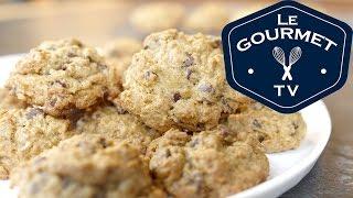 Banana Chocolate Chip Cookie Recipe – Le Gourmet TV Recipes