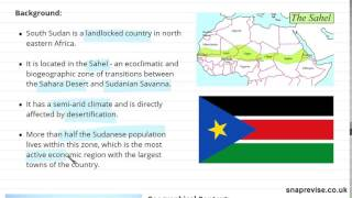 Desertification Case Study: The Sahel | A-level Geography | AQA, OCR, Edexcel