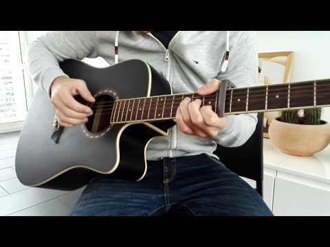 Faded   alan walker     fingerstyle acoustic guitar cover