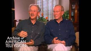 Tom and Dick Smothers on developing  \
