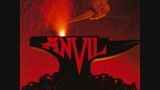Paint it black Cover: Anvil