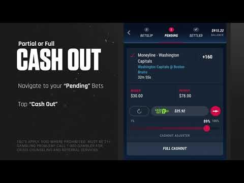 Cash Out and Partial Cash Out