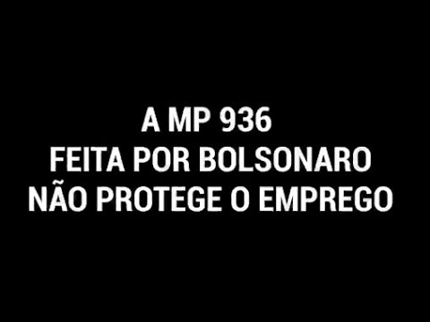 Veja os ataques da MP 936
