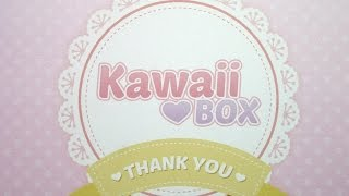 July Kawaii ♥ Box