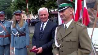 preview picture of video 'Dzień Służb Mundurowych Tomaszów Lubelski 2014'