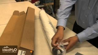 Ideal H2O - Professional Series - Unpacking the Commercial Membrane