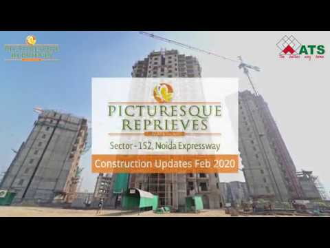 3D Tour of ATS Picturesque Reprieves Phase 1