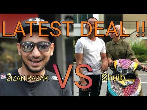 Latest Deal - Zizan Razak vs Shuib y15