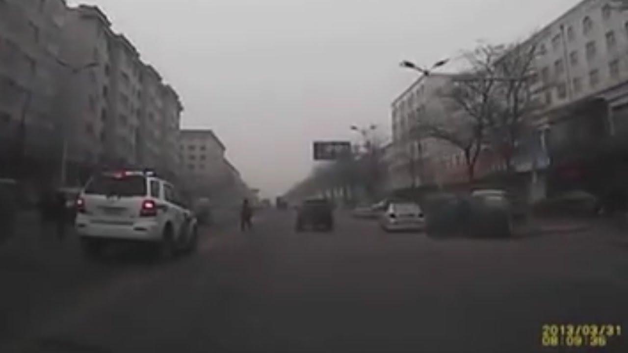 Shocking Police Hit and Run Caught on Camera | China Uncensored thumbnail
