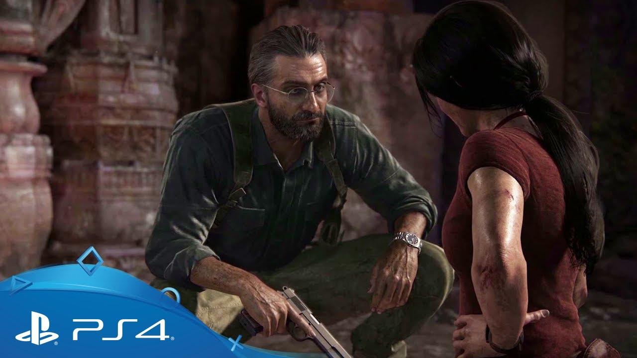 Guardate Chloe e Nadine combattere attraverso antiche rovine nella demo estesa dell'E3 di Uncharted: L'Eredità Perduta