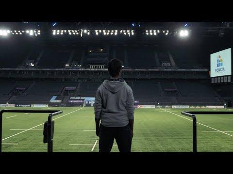 Video Foncia décide de réenchanter l'expérience rugby #àDOMICILE avec le Racing 92