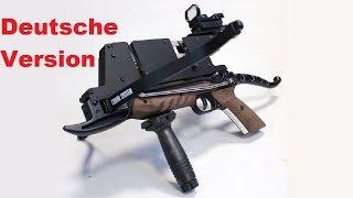 """Viper"" Repetierarmbrust-Pistole - Feuerkraft für unter 300 €!"