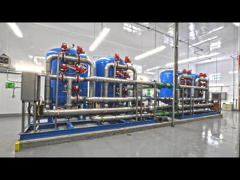 Water Treatment Facility Project Profile