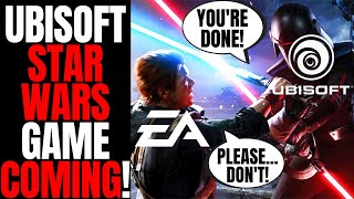 Ubisoft Star Wars Game Announced! | Lucasfilm Games Is The END Of EA Star Wars?!?