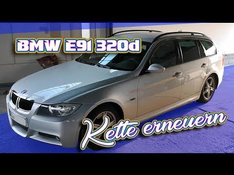 BMW E91 177PS Steuerkette ersetzen