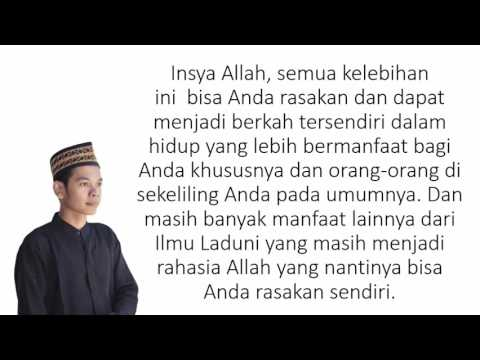 Video Ilmu Laduni