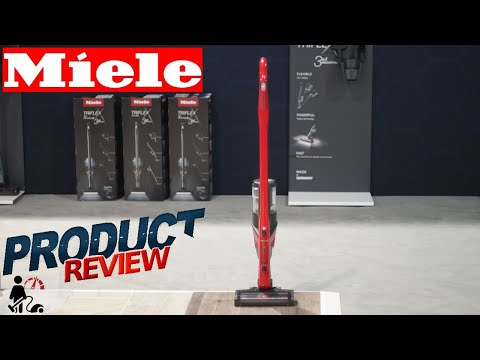 External Review Video HZ69gv7a3Zc for Miele TriFlex HX1, HX1 Cat&Dog, HX1 Pro Cordless Bagless Stick Vacuum Cleaners