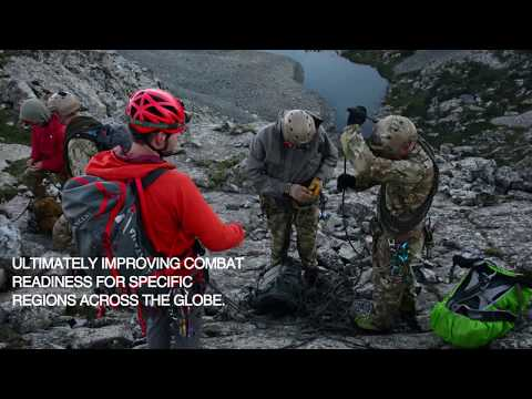 Special Operations Advanced Mountaineer School