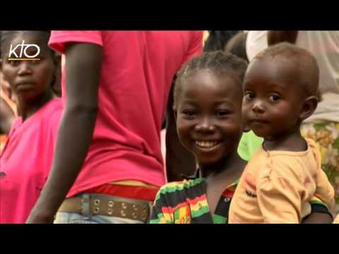 Centrafrique : L'Eglise, refuge pour les déplacés