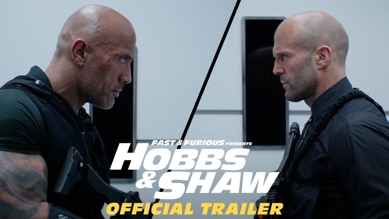 Trailer för Fast & Furious: Hobbs & Shaw