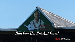 preview picture of video 'Georgetown Cricket Club - Real Landmark'
