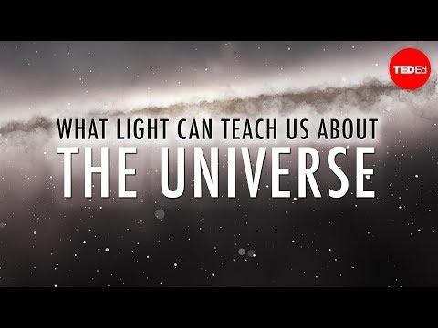 Co nás může světlo naučit o vesmíru? - TED-Ed
