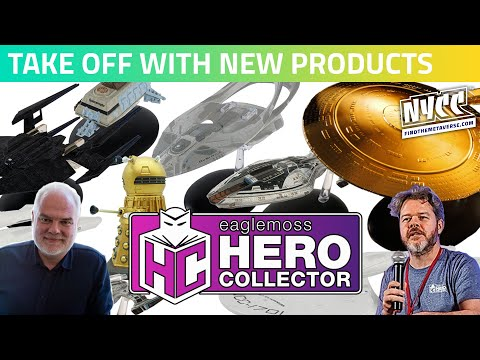 Hero Collector Takes Off With New Products And Licenses