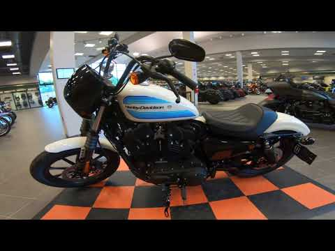 2019 Harley-Davidson Iron 1200 XL1200NS